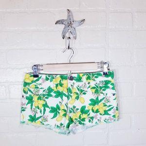 Victoria Secret boyfriend shorts sz 2
